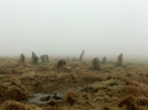 Trowlesworthy Warren stone circle